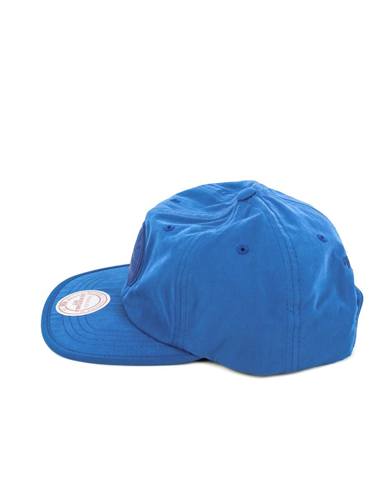 Warriors Pitch Snapback Royal