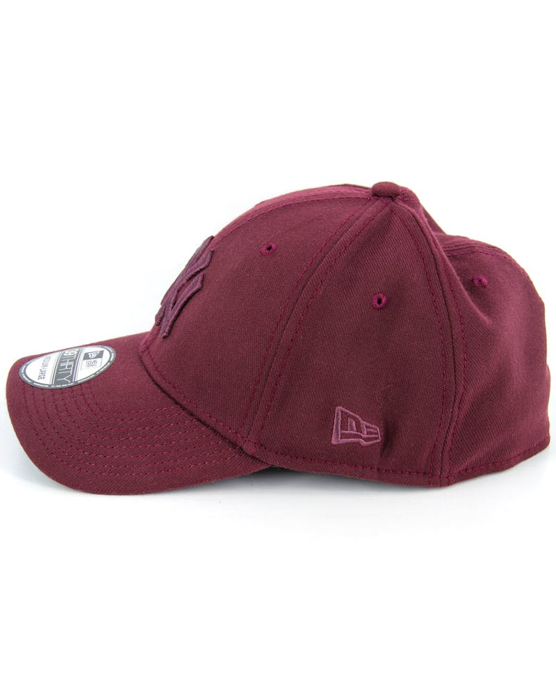 Yankees 3930 Burgundy/burgun