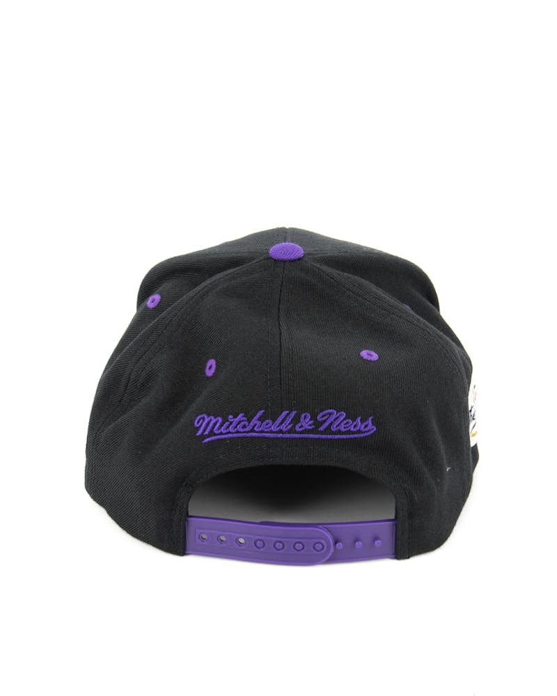 Lakers 3 X Championship Snapback B/purple