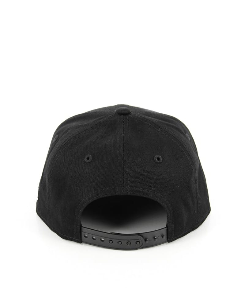 Compton Youth Snapback Black/white