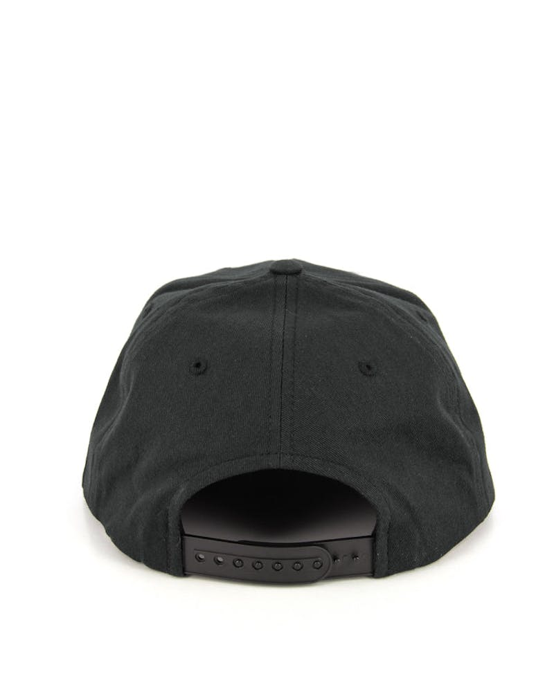 Hoover Snap Back Washedout Black