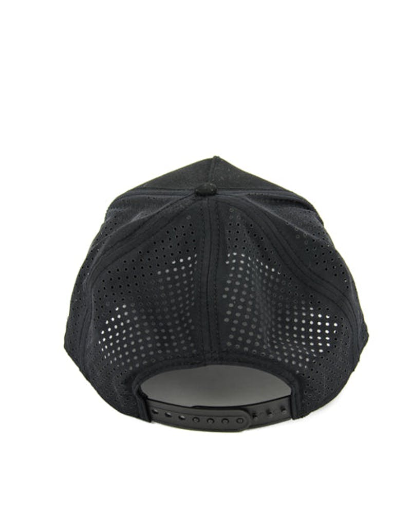 New Era Yankees 9FORTY Tech Mesh Clipback Black/black