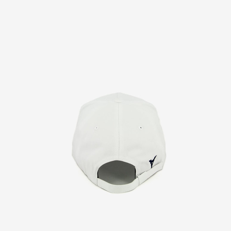 Iron Lady Strapback White/navy