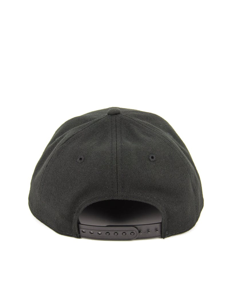 Giants Low Crown Snapback Black/white