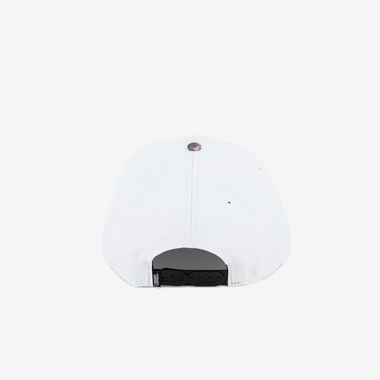 Art Exchange Snapback White