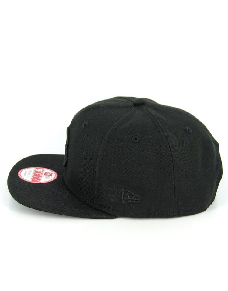 Red Sox Original Fit Snapback Black/black