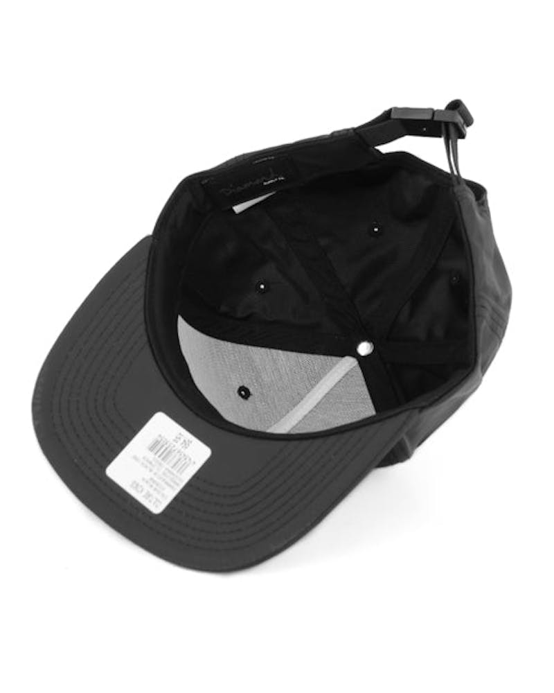 Marquise Clipback Black