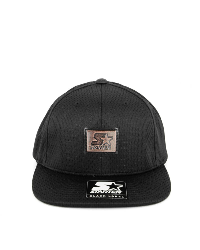 Supremeshy Snapback Black