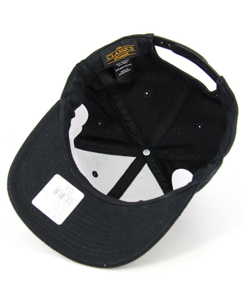 On Field Wool Blend Snapback Black