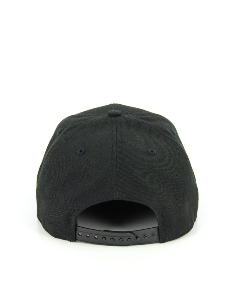 Braves Original Fit Snapback Black/black