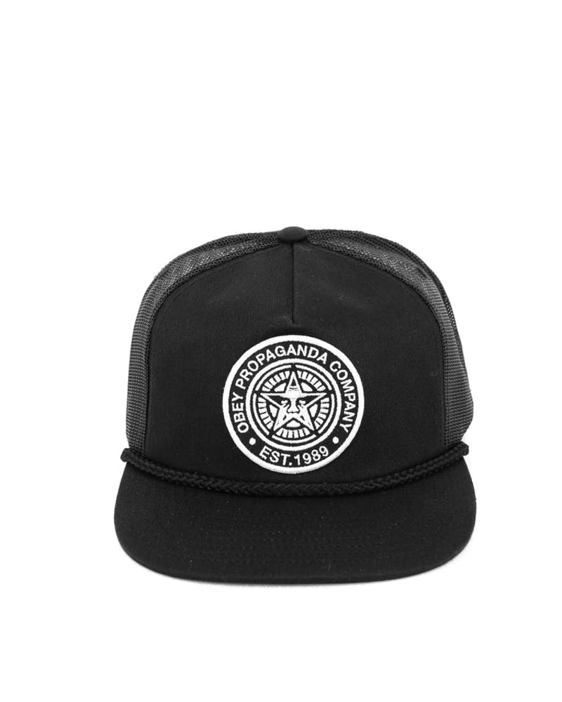 Giant Trucker Cap Black