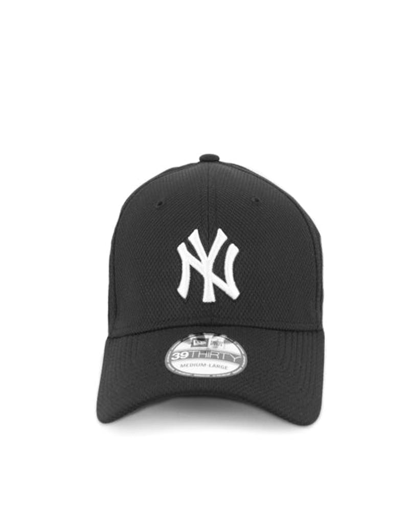 Yankees 3930 Fitted Black/white