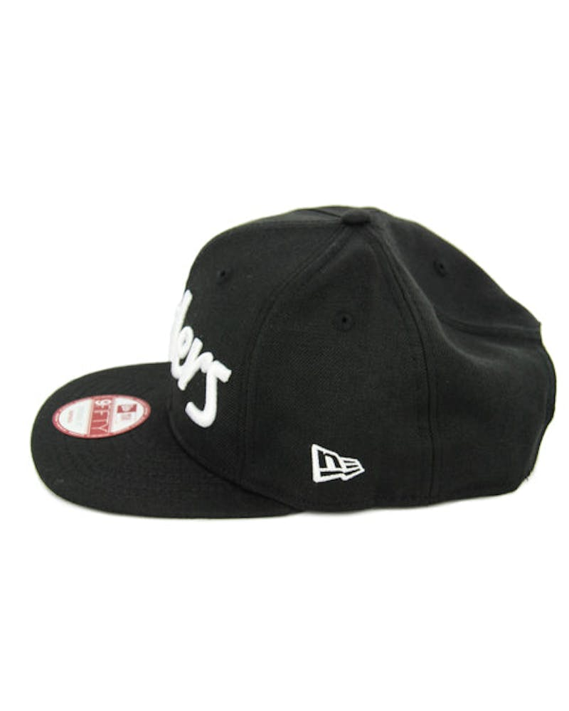 Raiders Script Original Fit Snapback Black/white