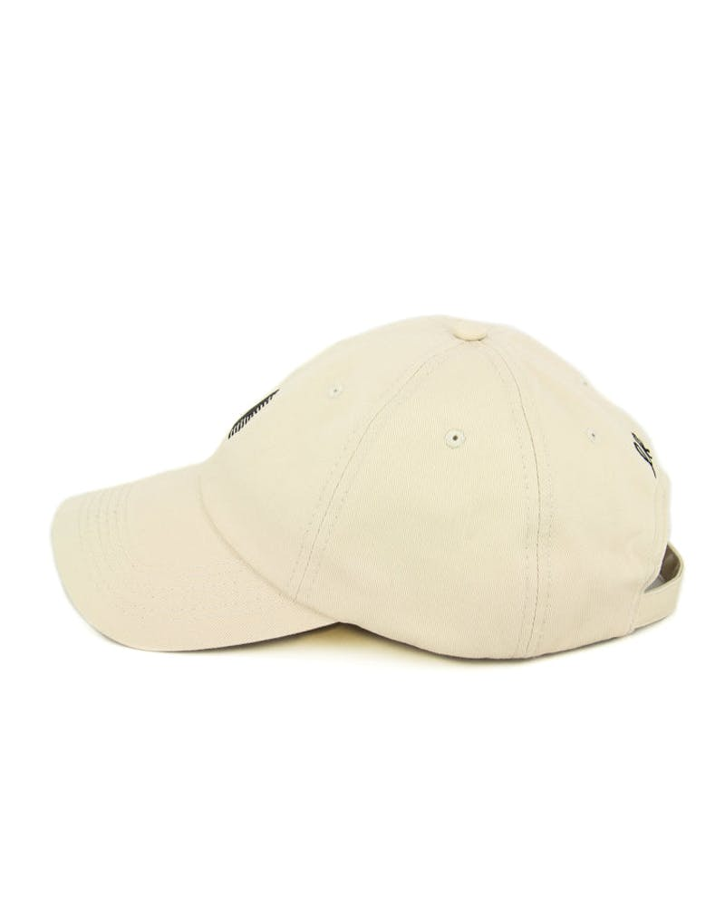 OG Tut 2 Precurved Strapback Off White