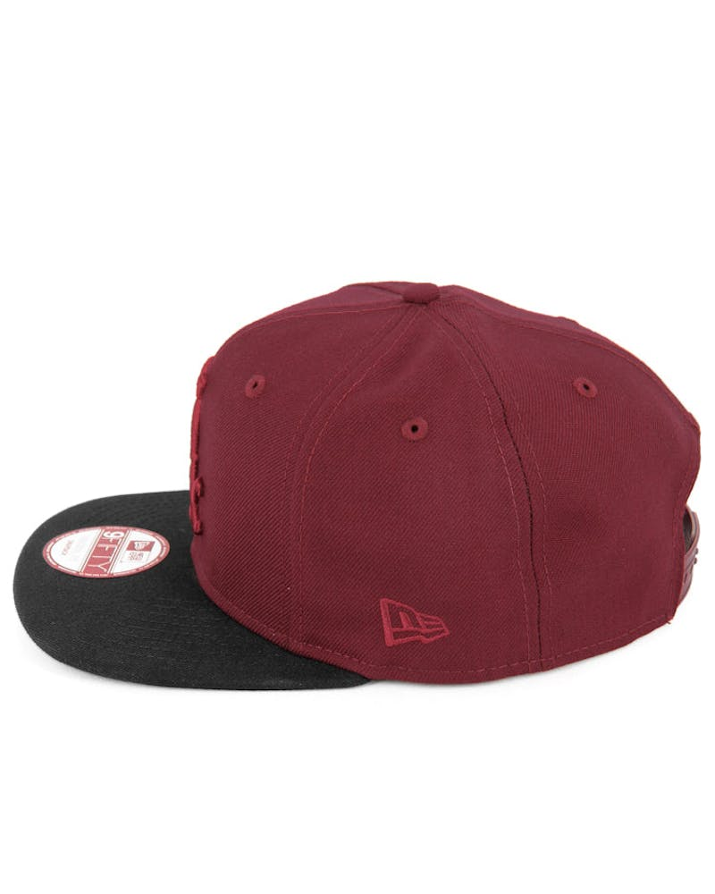 White Sox Orig. Fit Snapback Cardinal/black