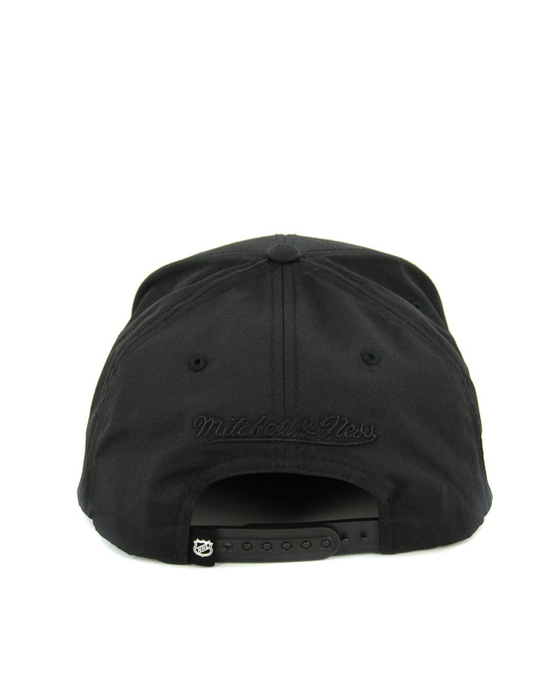 Ducks Milo Snapback Black