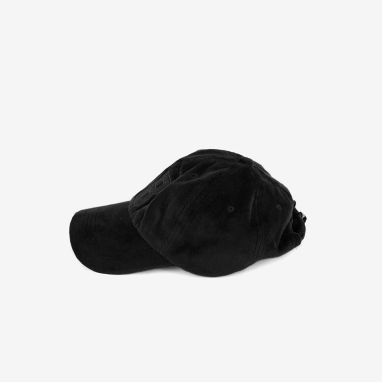 Letter Graphic Strapback Black