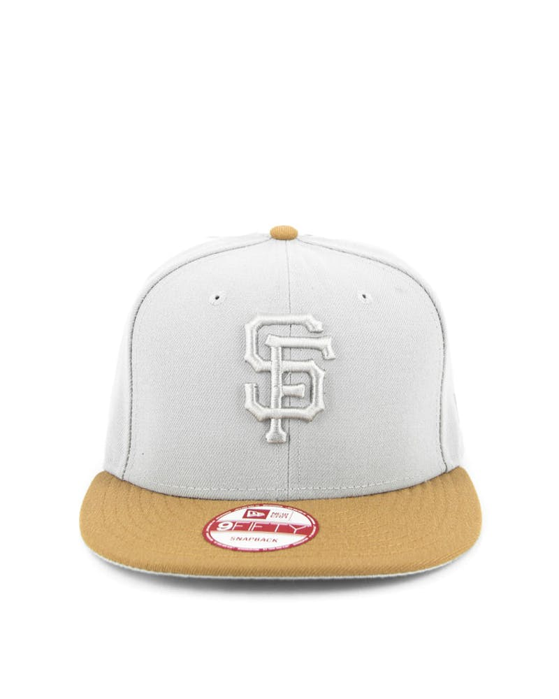San Francisco Giants Snapback 3 Grey/wheat