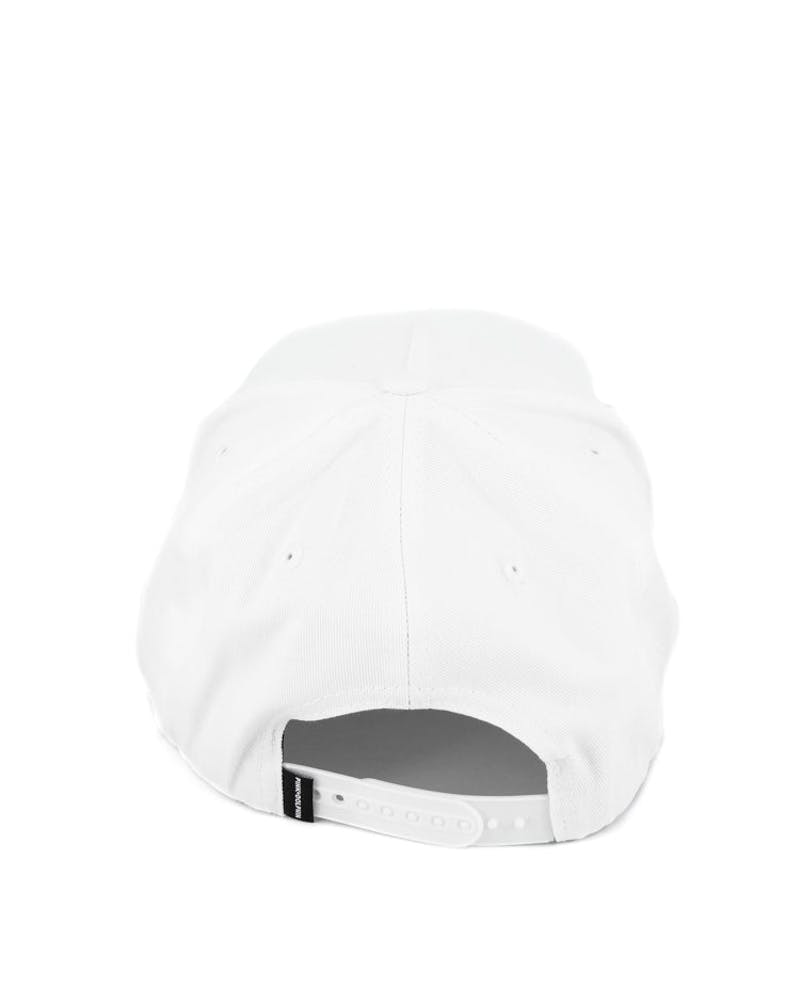 Wavelength Curved Snapback White