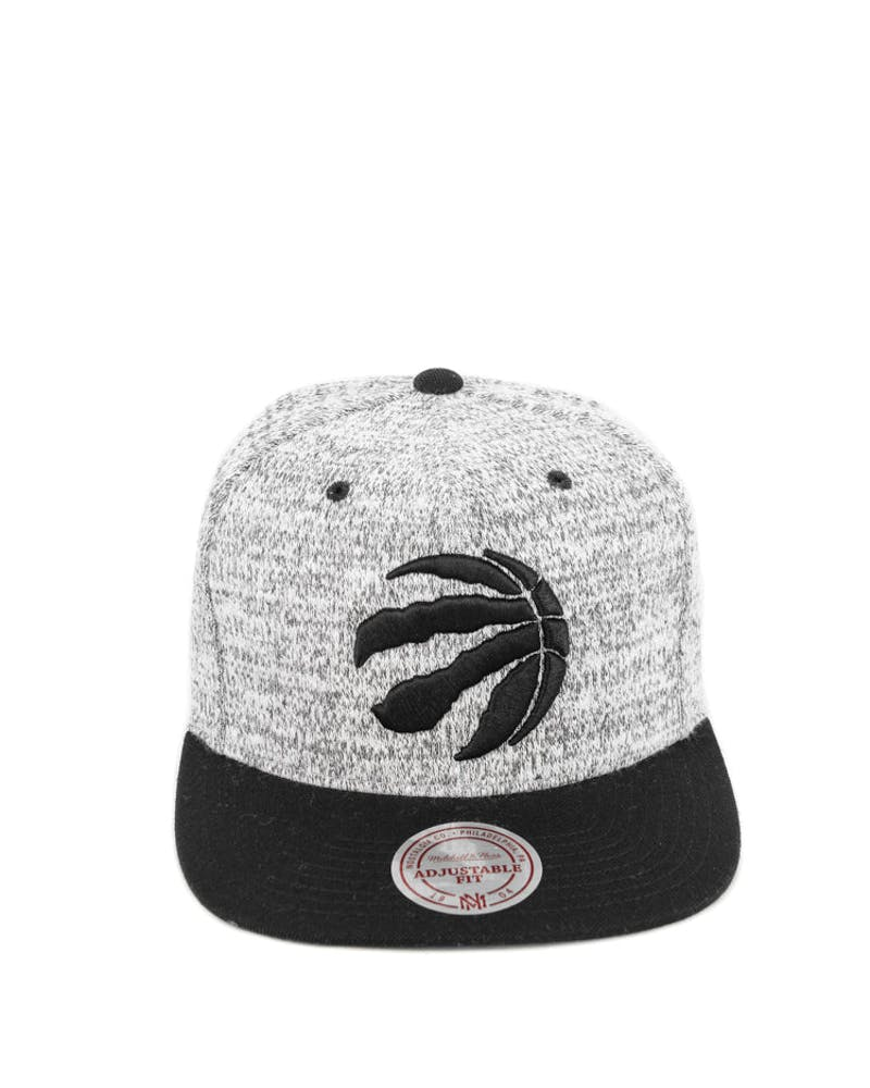 Raptors Grey Duster Snapback Grey/black