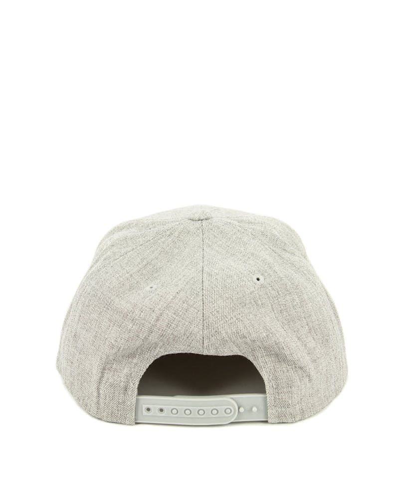 Oath 3 Snapback Light Grey