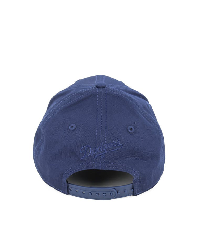 New Era Dodgers 9FORTY Snapback Dark Royal