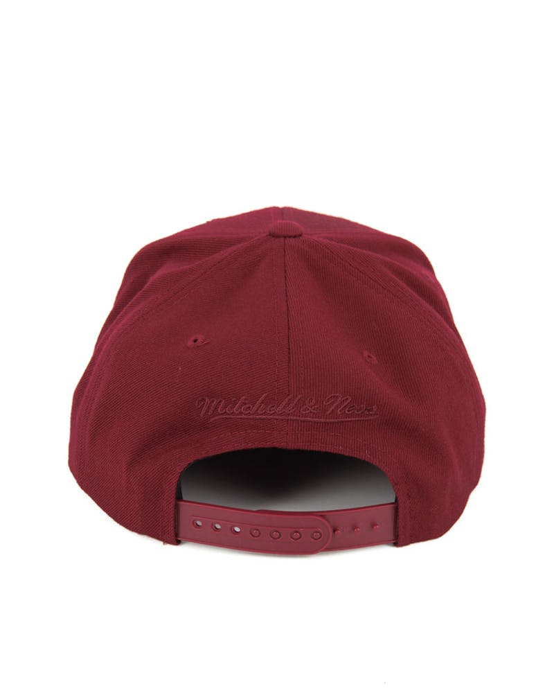 Flash Reflective Arch Maroon