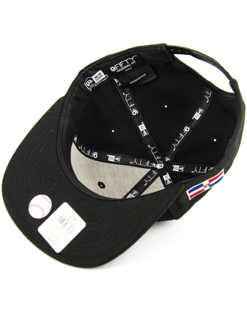 White Sox Orig. Fit Snapback Black/black