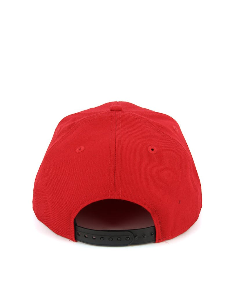 Yankees Orig.fit Metal Snapback Scarlet/black