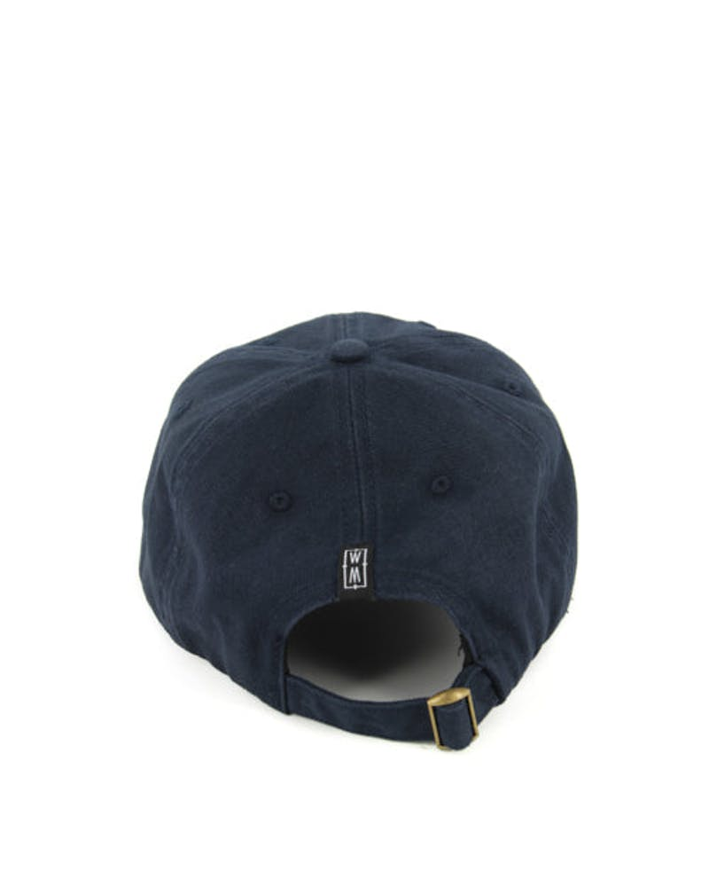Well Made Standy Strapback Blue