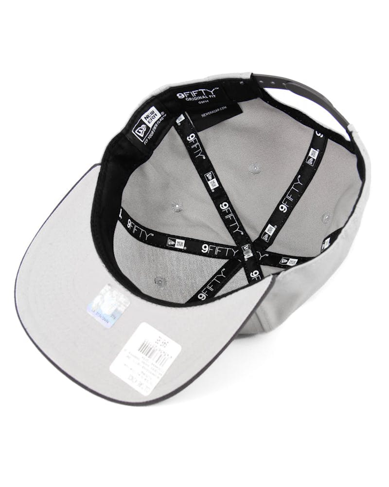 Raiders Shore Snapper of Snapback Grey/charcoal