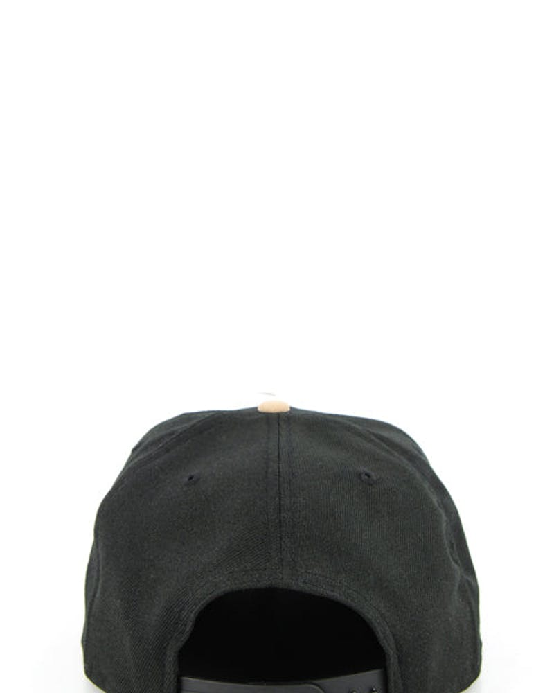 Sanfran Giants Snapback2 Black/tan