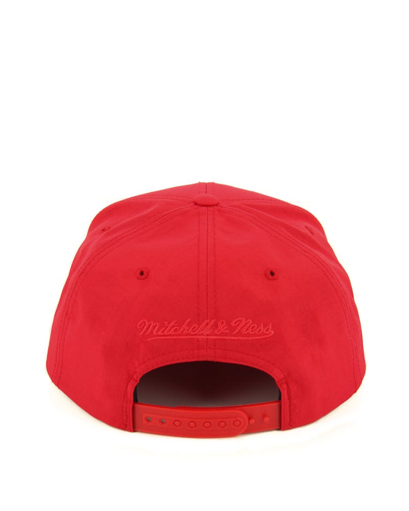 Blackhawks Warm up Snapback Red