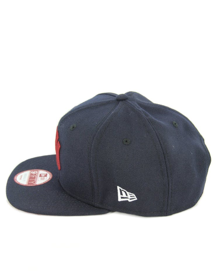 Yankees Original Fit Snapback Navy/scarlet