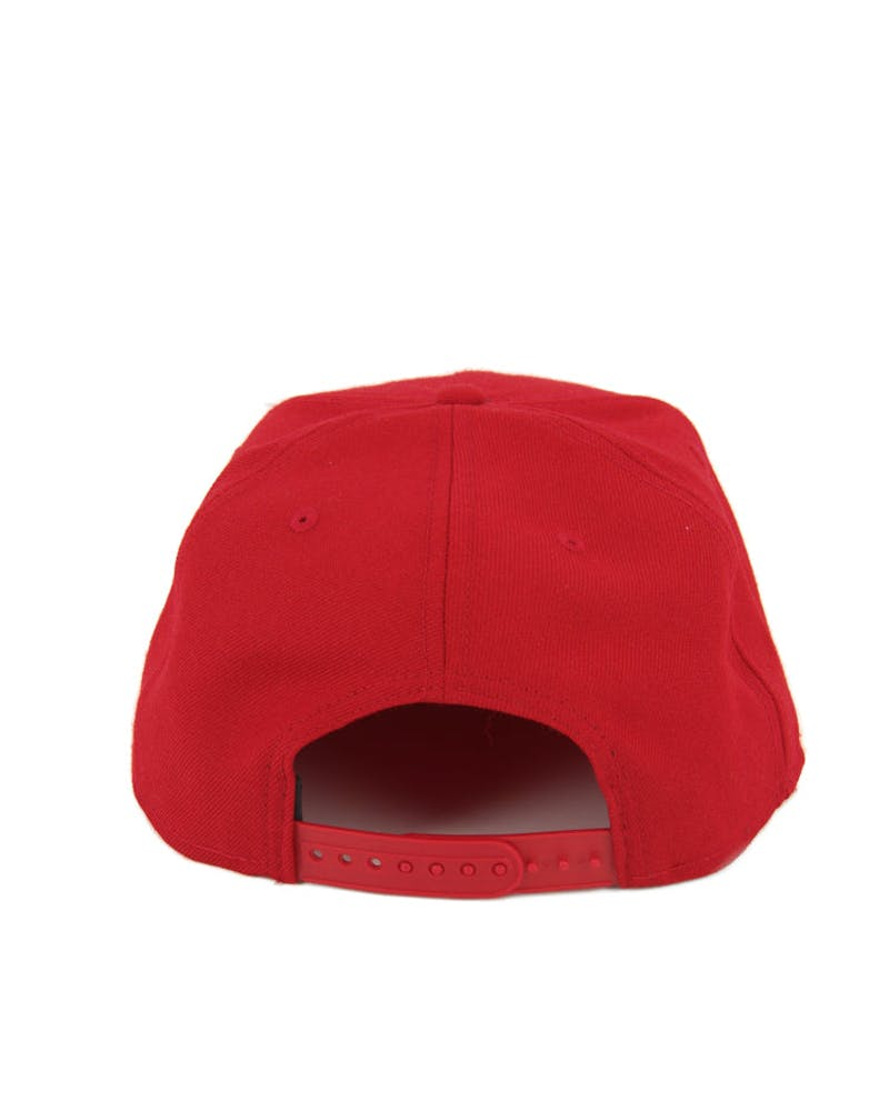 Yankees Original Fit Snapback Scarlet/white/b