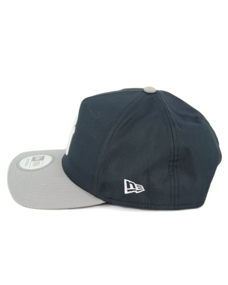 New Era Yankees 9FORTY A-Frame Pop Snapback Navy/grey