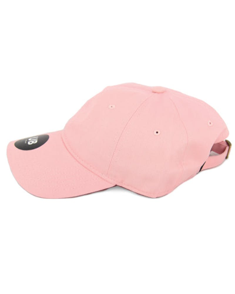 Not SO Ralph 6 Panel ST Pink