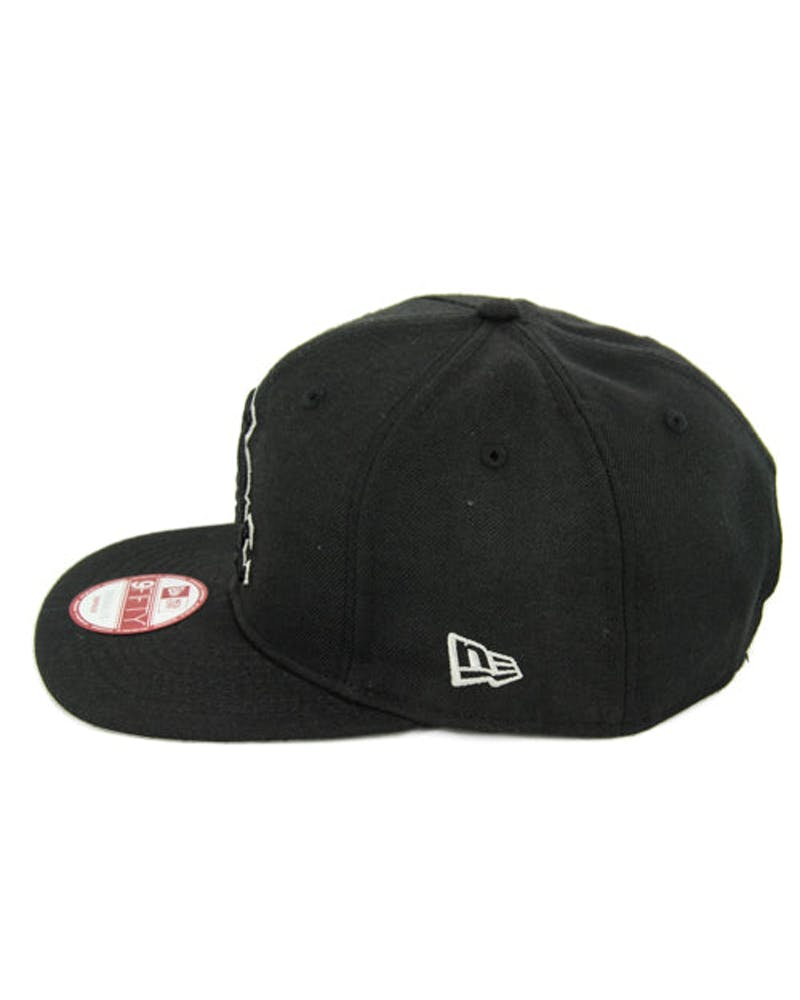 White Sox Original Fit Snapback Black/white