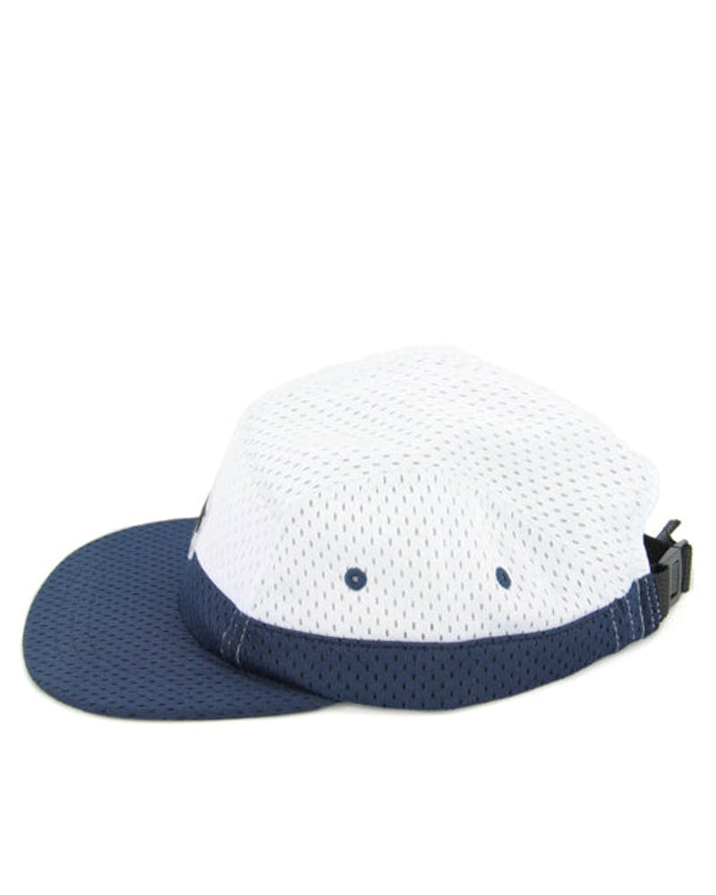Core Logo 5 Panel White/navy