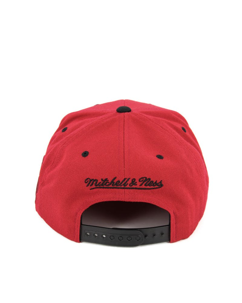 Heat 06' Championship Snapback Red/black