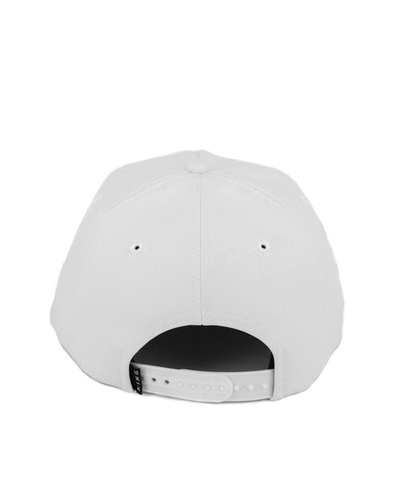 Staple Boss Snapback White