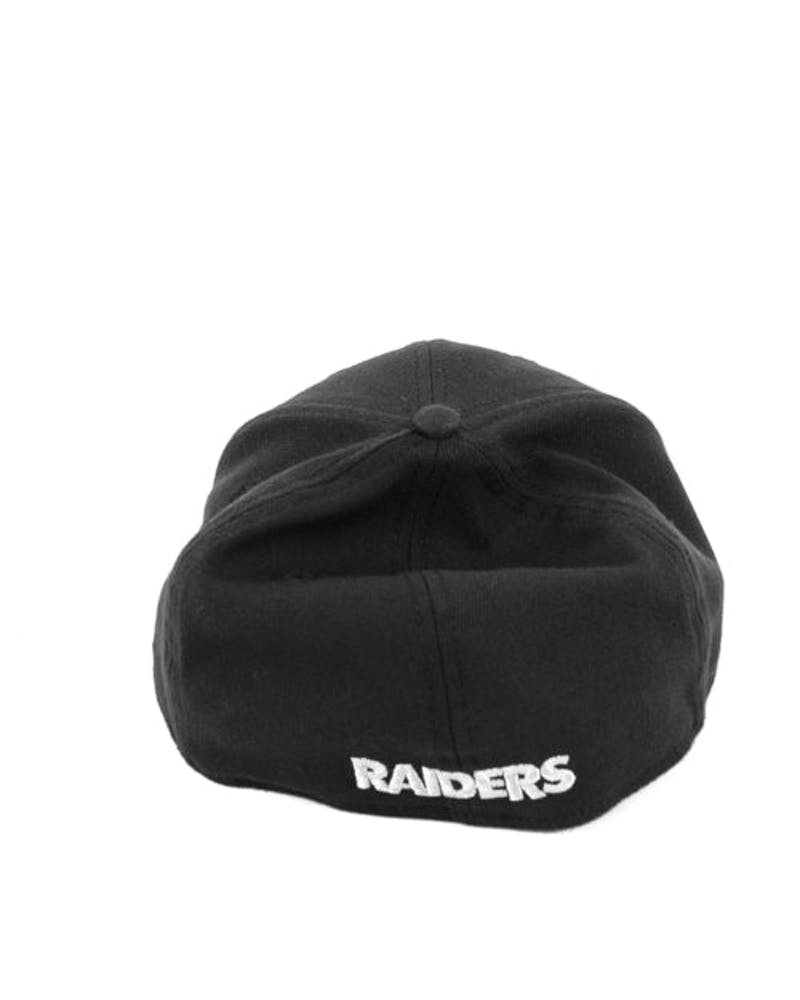 Raiders Logo 3930 Black/grey