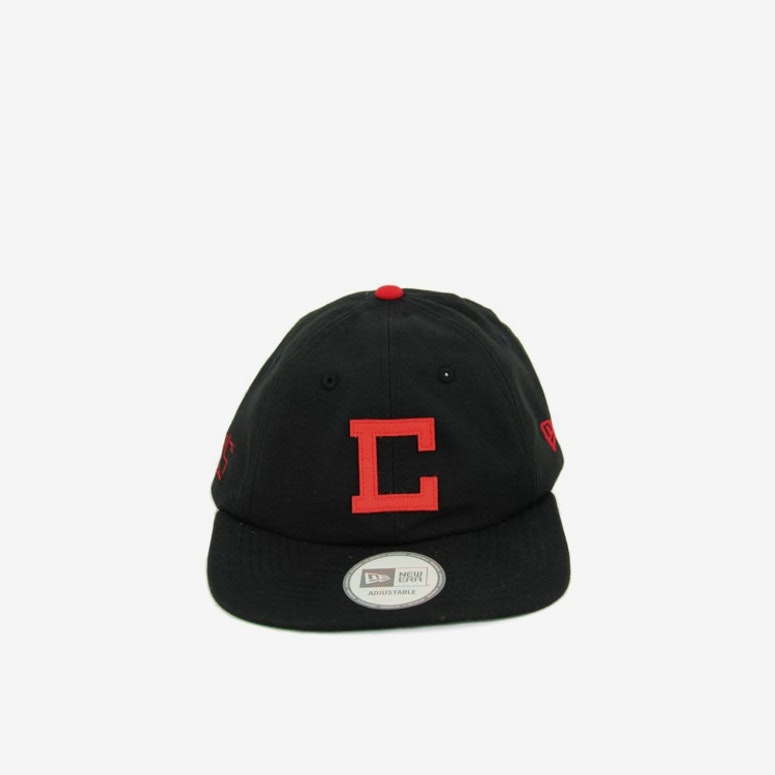 Crooks LA Strapback Black