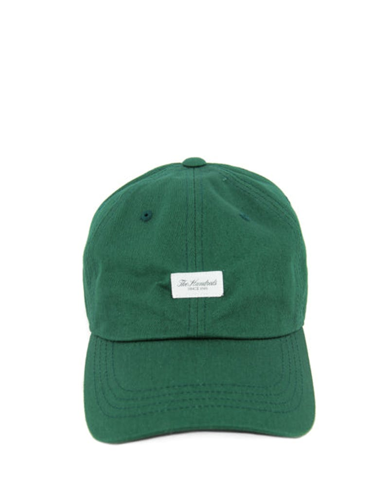 Wealth Strapback Forest Green