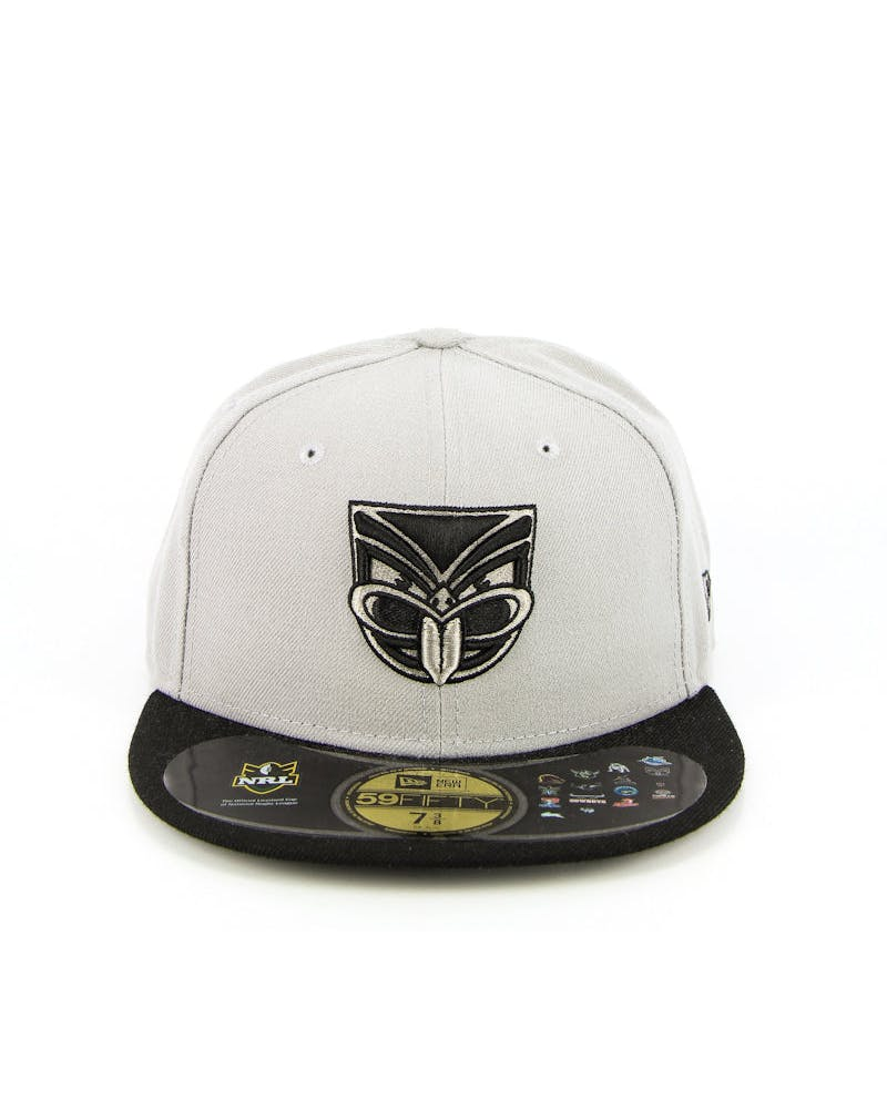 New Zealand Warriors Fashion Fitted Grey/black