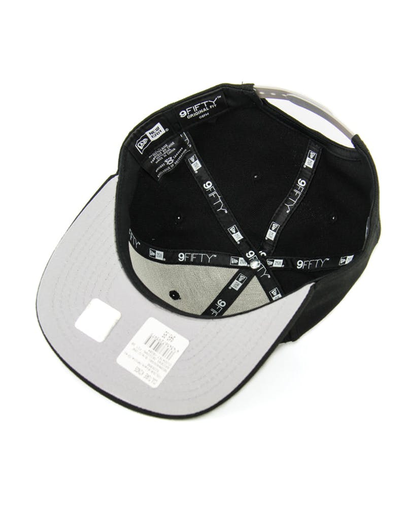Raiders Original Fit Snapback Black/white/gre