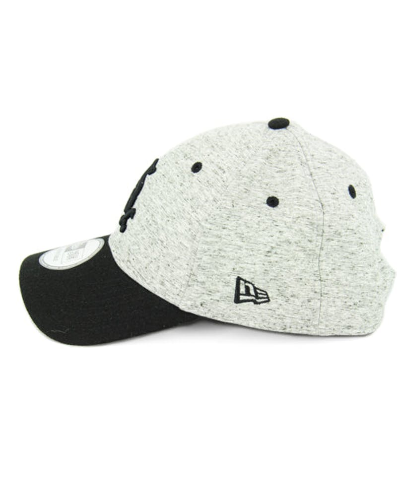 New Era White Sox Team Rogue 9FORTY Snapback Heather Grey/bl