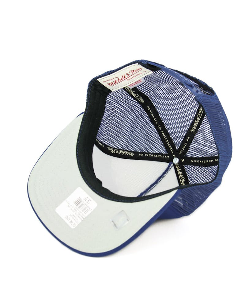 Warriors Tonal D-m Trucker Royal