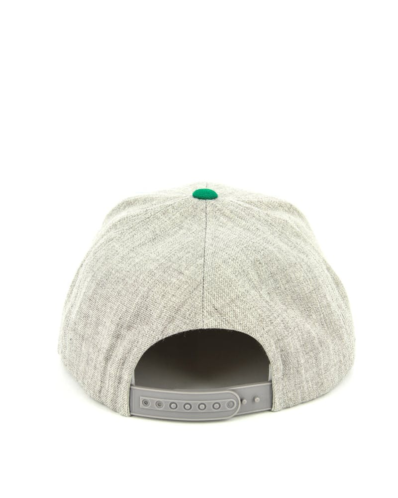 Rift Snap Back Heather Grey/gr
