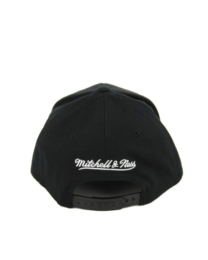Warriors 110 BW Logo Snapback Black/white